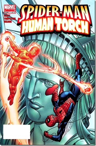 Spider-ManHumanTorch1